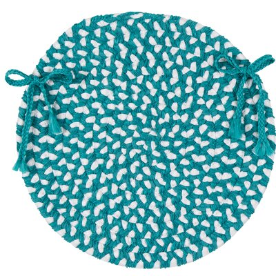 Tanya Chair Cushion Fabric: Teal