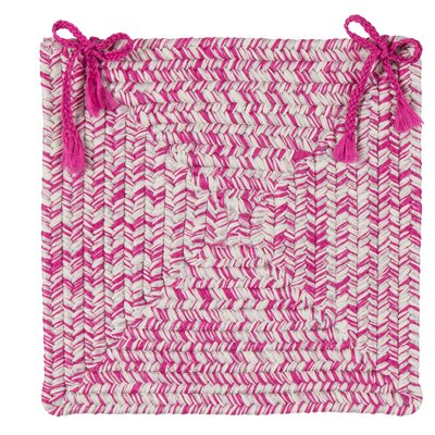 Thomson Chair Cushion Fabric: Magenta
