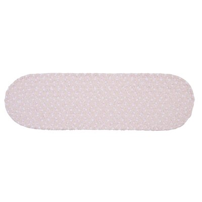 Tanya Blush Pink Stair Tread Quantity: 1