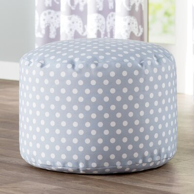Valentina Pouf Upholstery: Light Gray