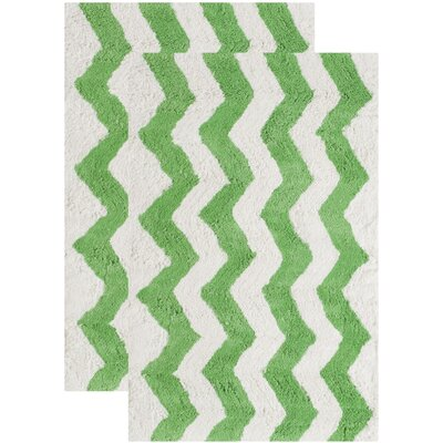 Wadley Hand-Tufted Key Lime Area Rug
