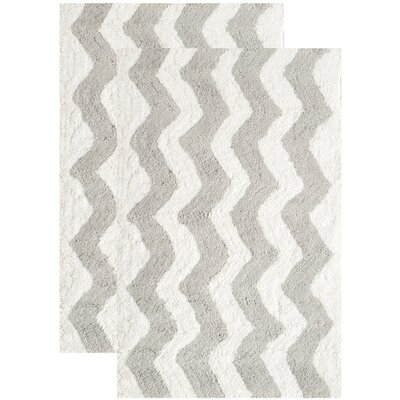 Marla Hand-Tufted Pearl Gray Area Rug