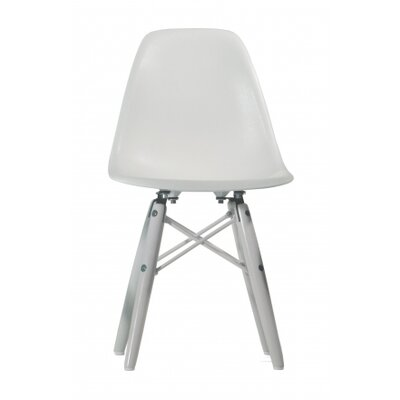 Rebekkah Side Chair Finish: White