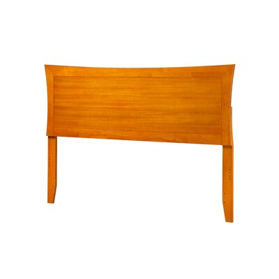 Maryanne Panel Headboard Color: Caramel Latte, Size: Queen