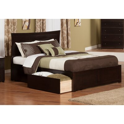 Maryanne King Storage Platform Bed