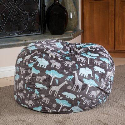 Bean Bag Chair Upholstery: Topaz