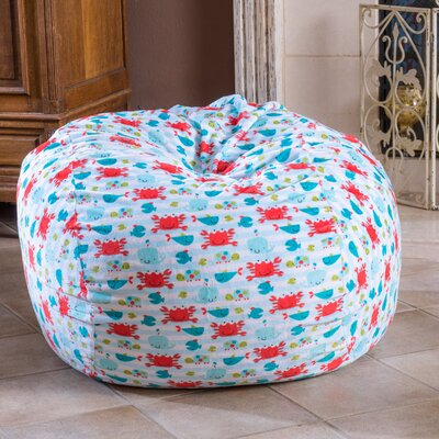 Fabric Bean Bag Chair