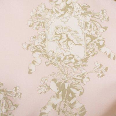 Shayla Flower Print Microfiber Fabric