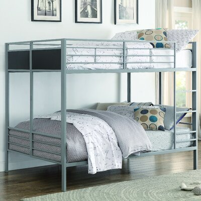 Maureen Bunk Bed Size: Full/Full