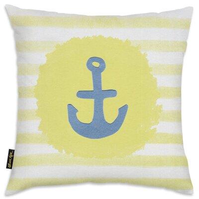 Shelia Anchor Throw Pillow