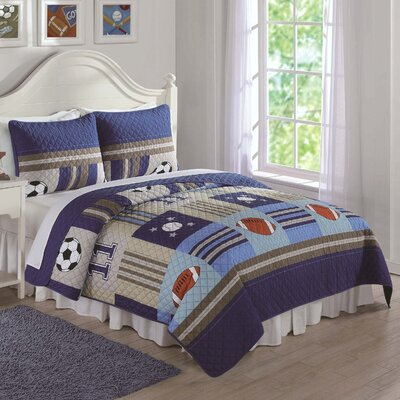 Baoan Quilt Set Size: Twin