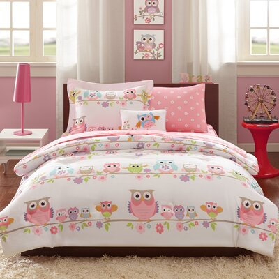Loraine Comforter Set Size: Twin