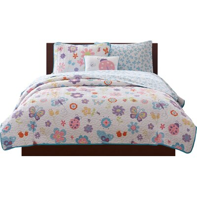 Blanca Coverlet Set Size: Twin