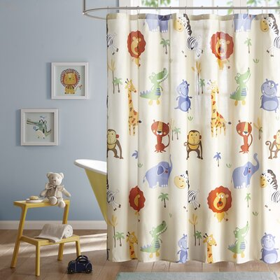 Wendi Printed Shower Curtain