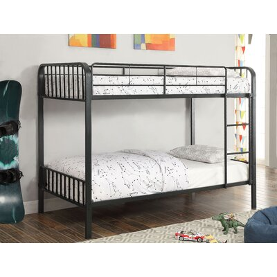 Natalia Bunk Bed Configuration: Twin over Twin