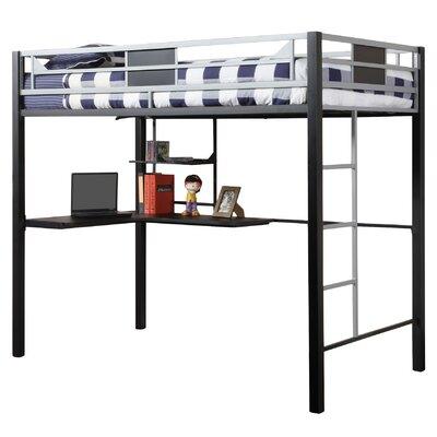 Nikolai Twin Loft Bed
