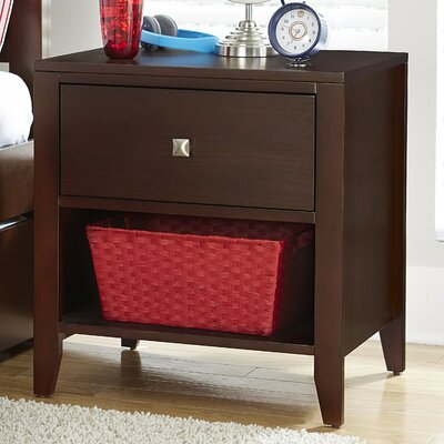 Susan Nightstand Finish: Cherry