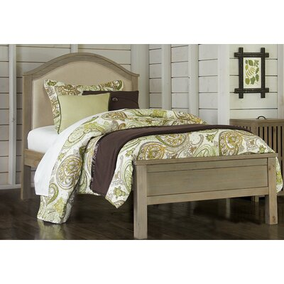 Gisselle Platform Bed Size: Twin, Color: Driftwood