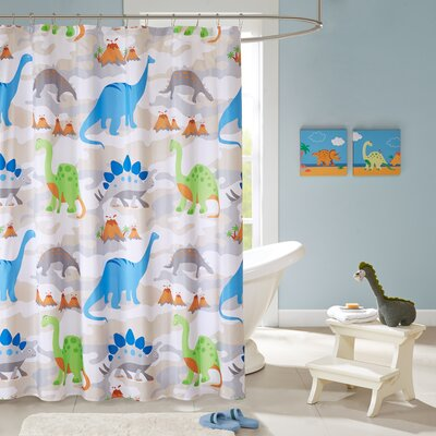 Antony Printed Shower Curtain