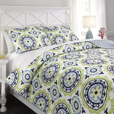 Christopher Coverlet Set Size: Full VVRO5687 33226144