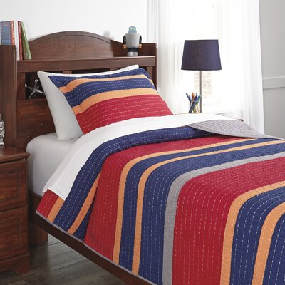 Ryder Quilt Set Size: Twin
