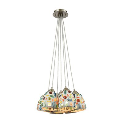 Klarissa 7-Light Cluster Pendant