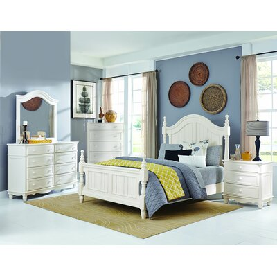 Andre Panel Bed Size: Queen