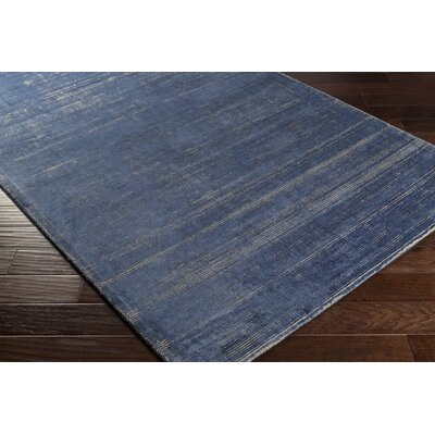 Cora Hand-Loomed Area Rug Rug Size: Rectangle 5 x 76