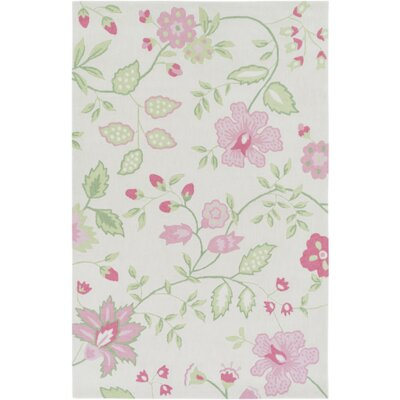 Aline Hand-Tufted Pink Area Rug
