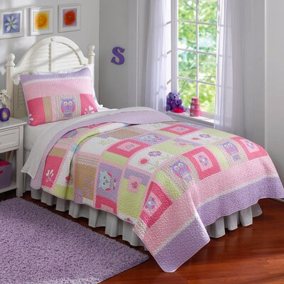 Aurelia Quilt Set Size: Full/Queen