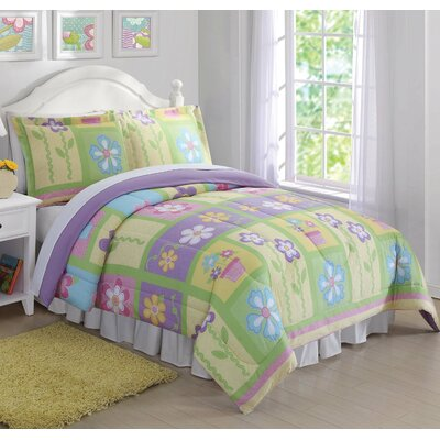 Bruce Comforter Set Size: Full/Queen