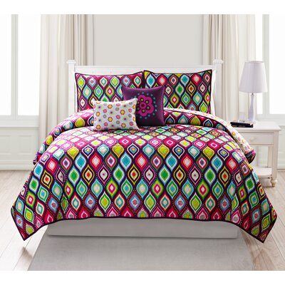 Autumn Quilt Set Size: Twin