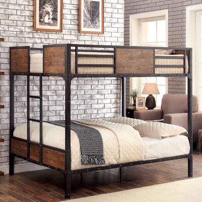 Aurora Bunk Bed Size: Full/Full