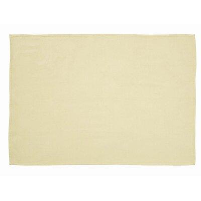 Annette Baby Blanket Color: Creme