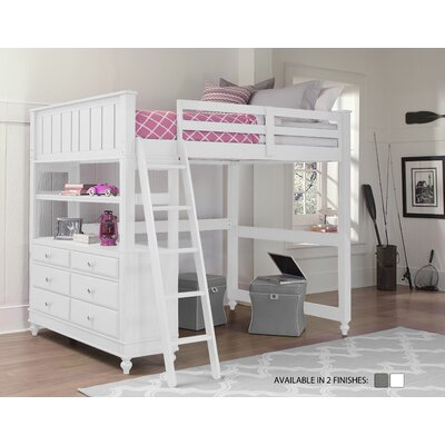 Chassidy Modern Loft Customizable Bedroom Set