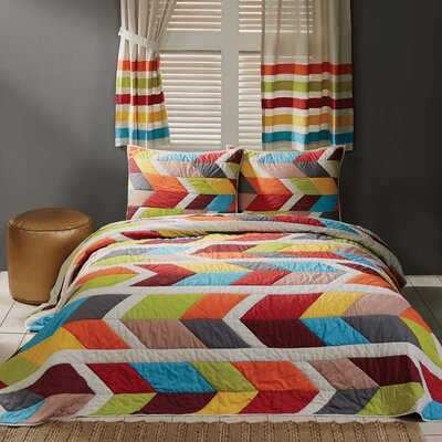 Amalia Quilt Set Size: California King