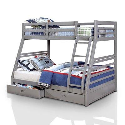 Cooper Twin Bunk Bed