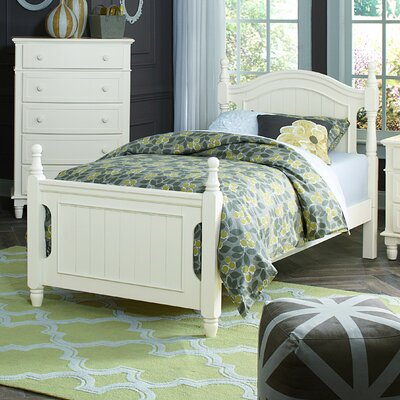 Andre Panel Bed Size: Twin
