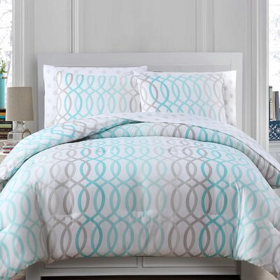 Terrie Bed in a Bag Set Size: Twin