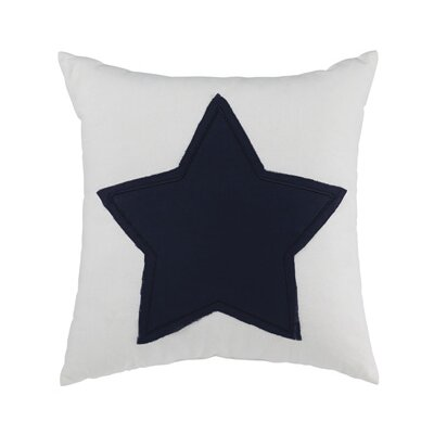 Dominic Cotton Throw Pillow