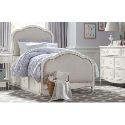 Gina Panel Bed Size: Twin