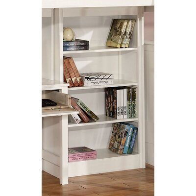 Leann Book Shelf Finish: White