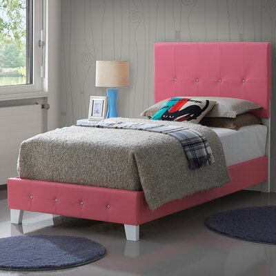 Dolly Twin Panel Bed
