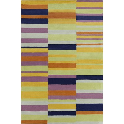 Roberto Traditional Hand Tufted Wool Area Rug