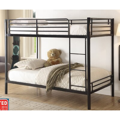 Dwight Twin Over Twin Bunk Bed