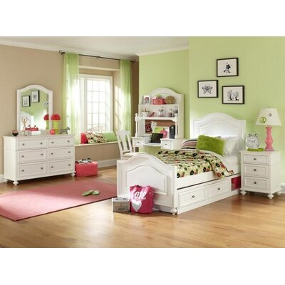 Otto Sleigh Customizable Bedroom Set
