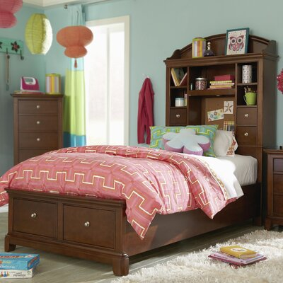 Dustin Captain Bed with Storage