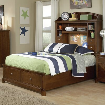 Dustin Storage Platform Bed Size: Full