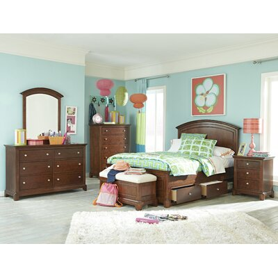 Dustin Platform Bed Size: Twin