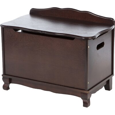Matilda Toy Box Finish: Espresso VVRO6350 34191380